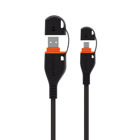 EcoXCable - MicroUSB to USB