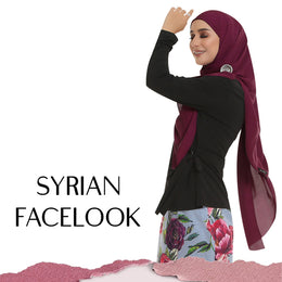 syrian facelook