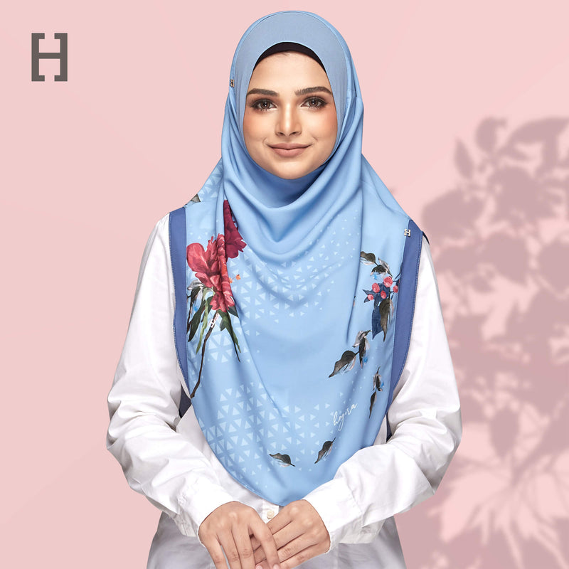 HEGIRA | CHARMINGLY-SO ARTISTRY in BLUE