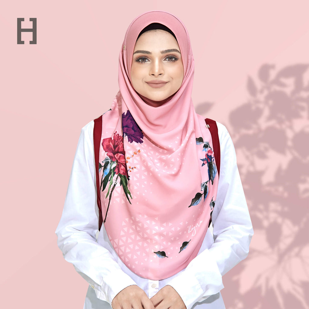 HEGIRA | CHARMINGLY-SO ARTISTRY in LIGHT PEACH