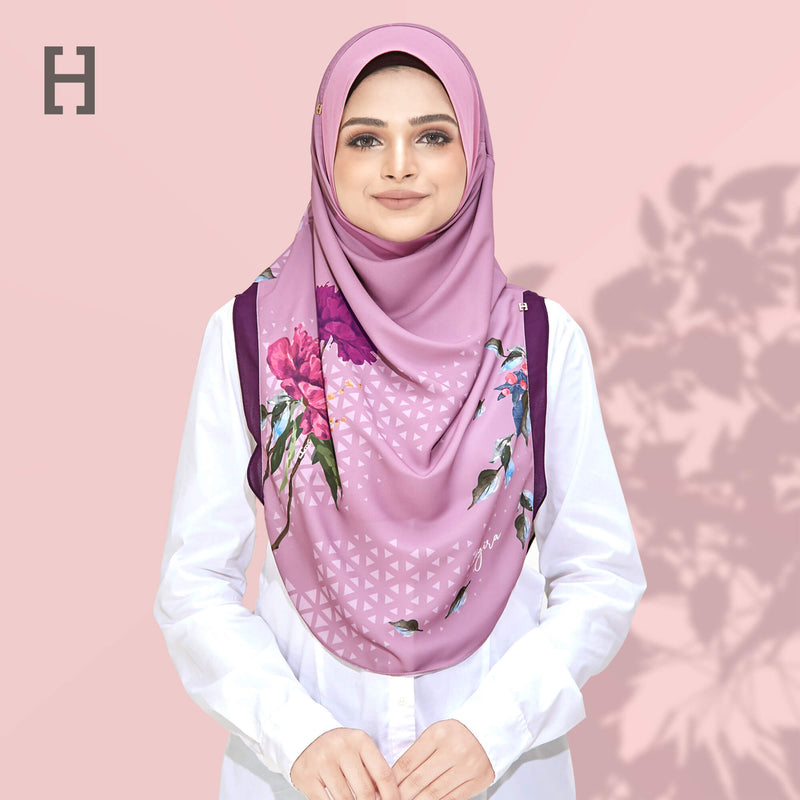 HEGIRA | CHARMINGLY-SO ARTISTRY in PURPLE