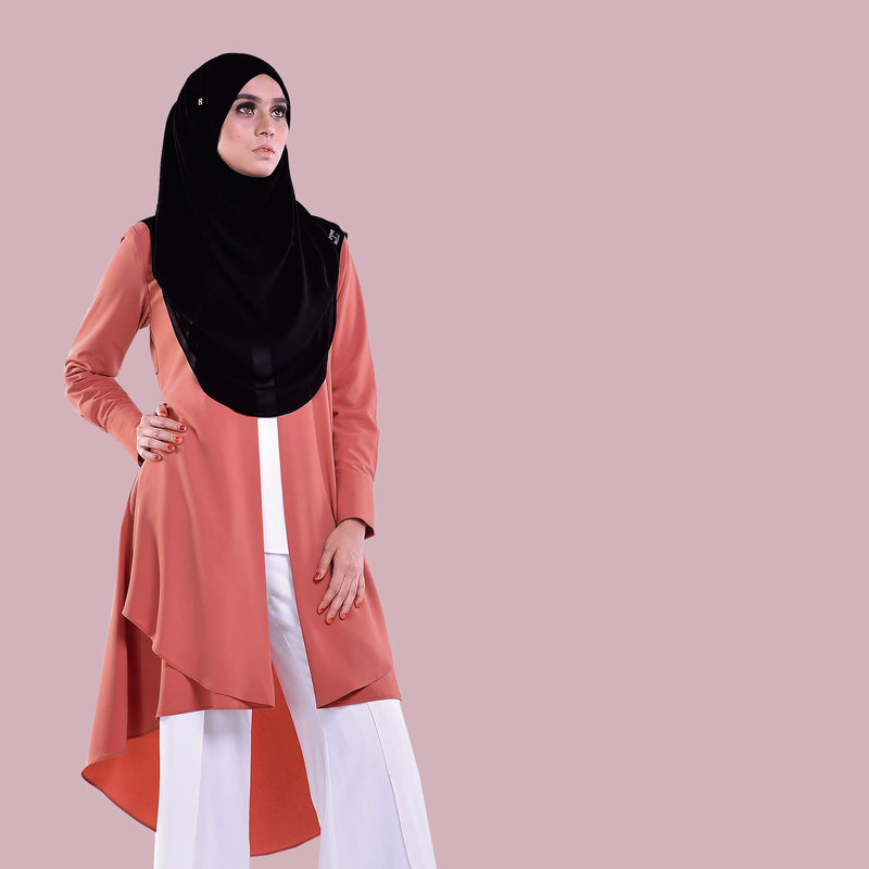 INEZ in CORAL PINK