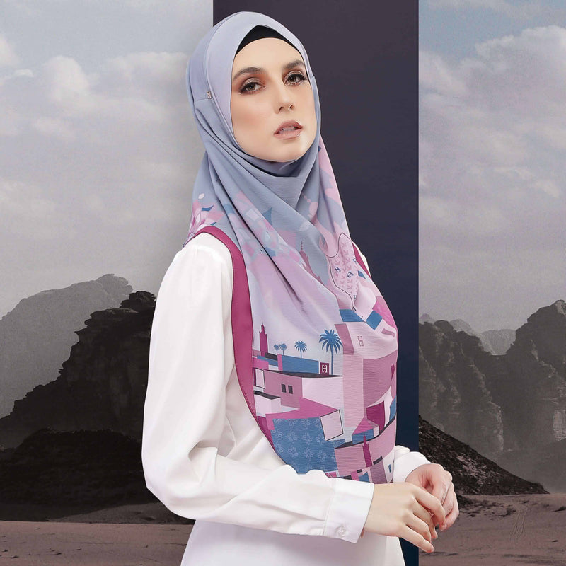 CHARMINGLY-SO MARRAKESH in GRAYPINK