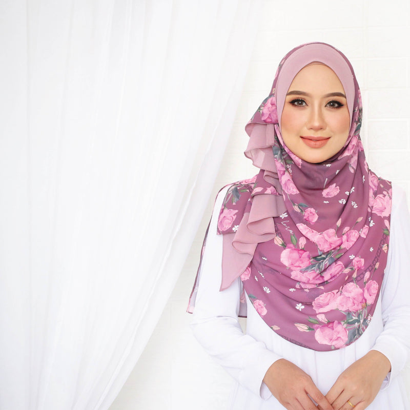 CHEERLY-SO HAZEL IN MILKY MAROON