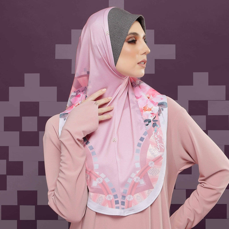 SO-BASIC RAHAT in PINK