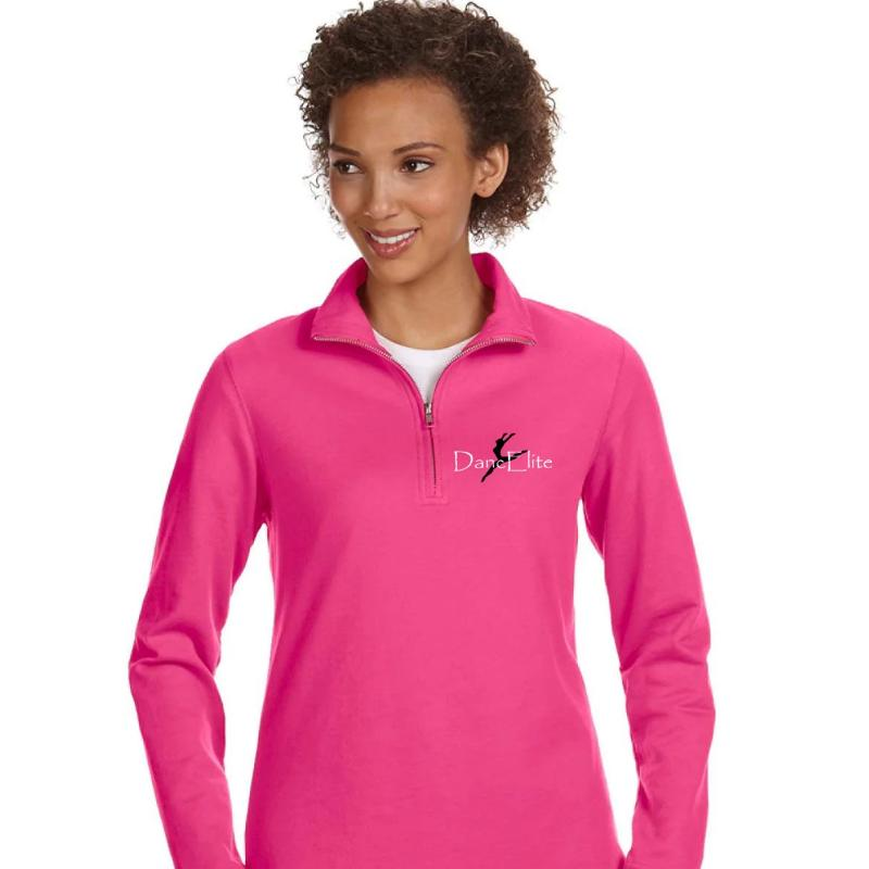 CK Ladies' 1/4 Zip