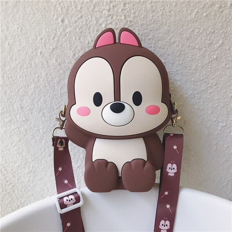 Mini Crossbody Cute Animal Handbag