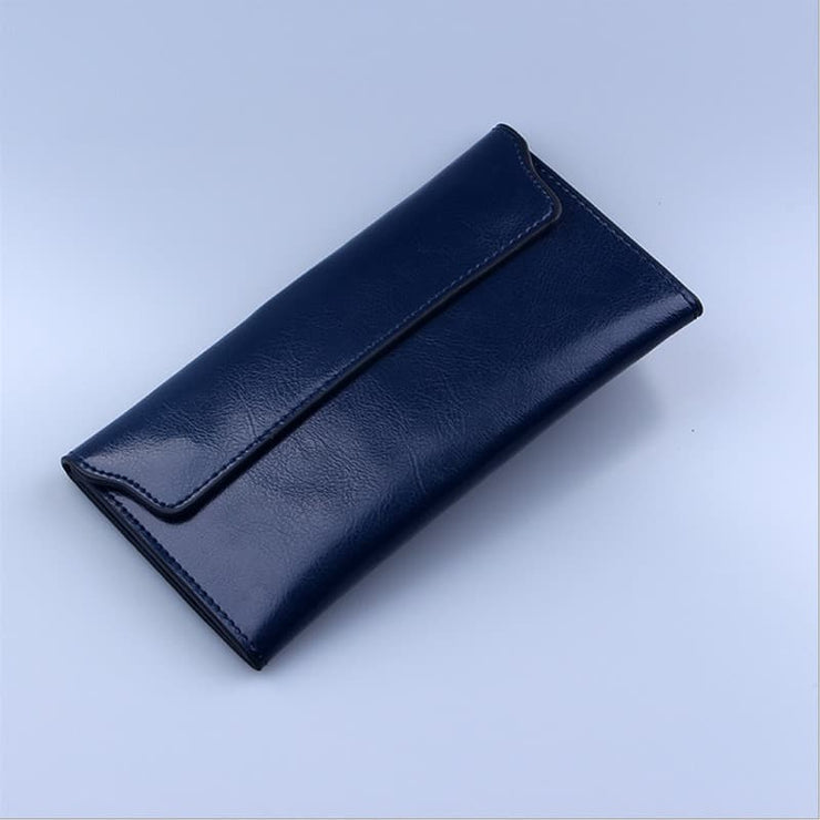 Lydia Genuine Leather Wallet