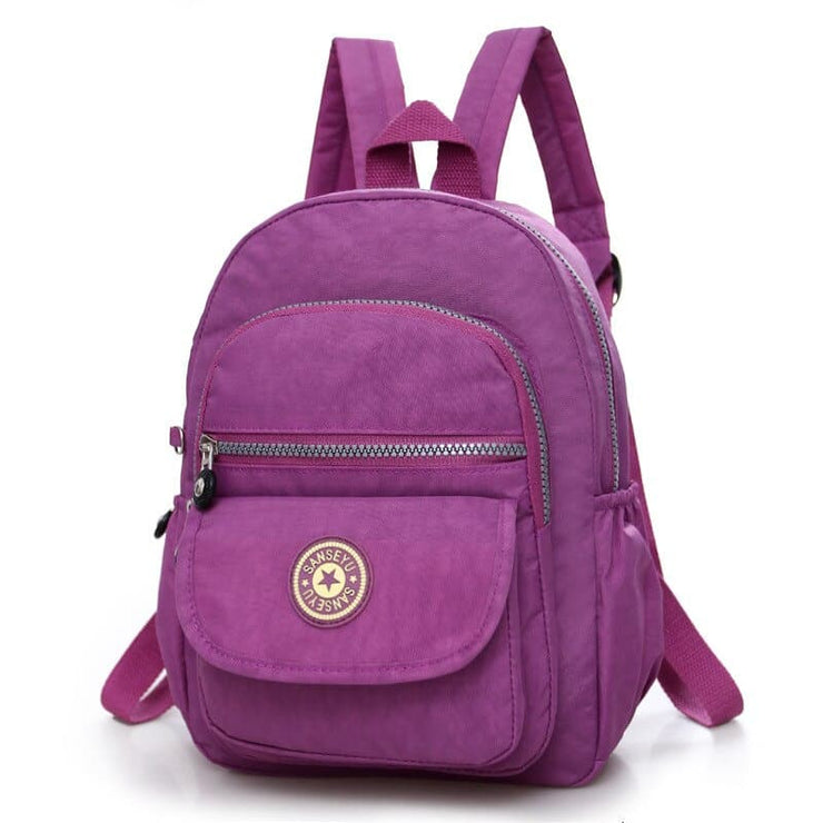 Nora Nylon Mini Backpack