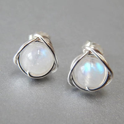 Olivia Opal Earrings