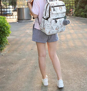 Sandara Korean Style Laptop Backpack