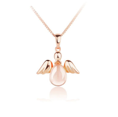 Azais Angel Necklace