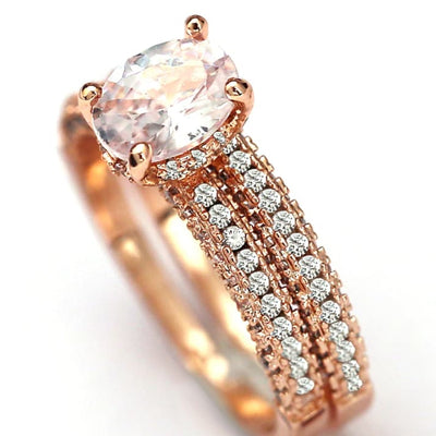 Crevier Crystal Ring
