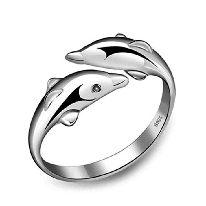 Deniau Dolphin Ring