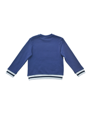 Sweater azul ''Cool mood''