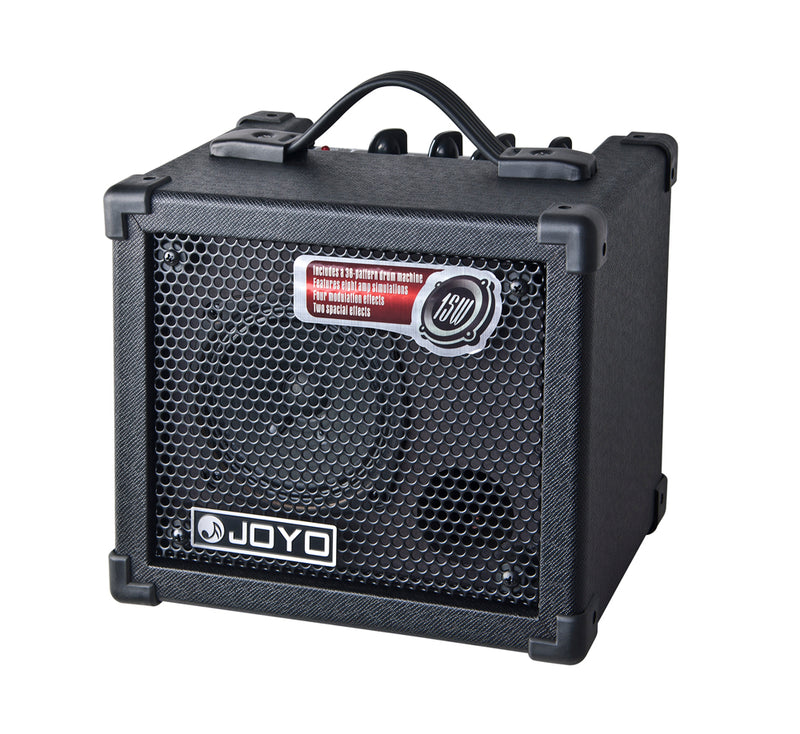 JOYO, DC-15, 15W Digital Guitar Amplifier