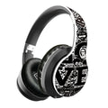 Head Phone - EL-B1, Hi-Fi Sound Quality With Deep Bass Graffiti Head Phone