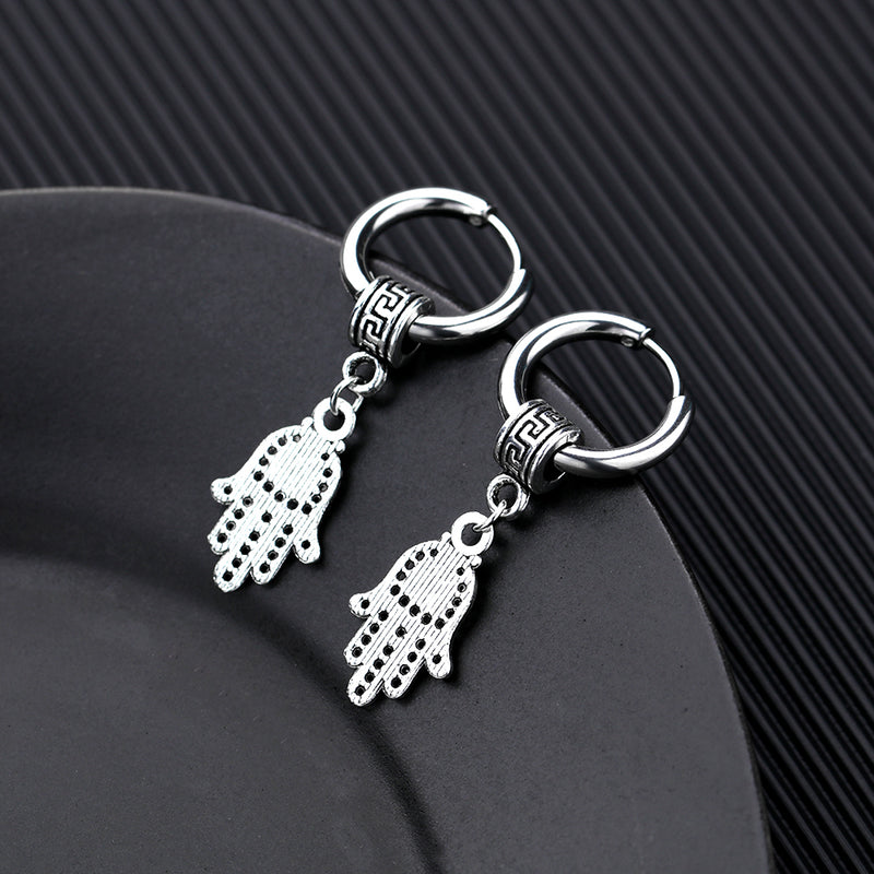 Earrings -ER-GE495