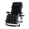 Chair, FC-001-S-S, Folding deck chair with cushion