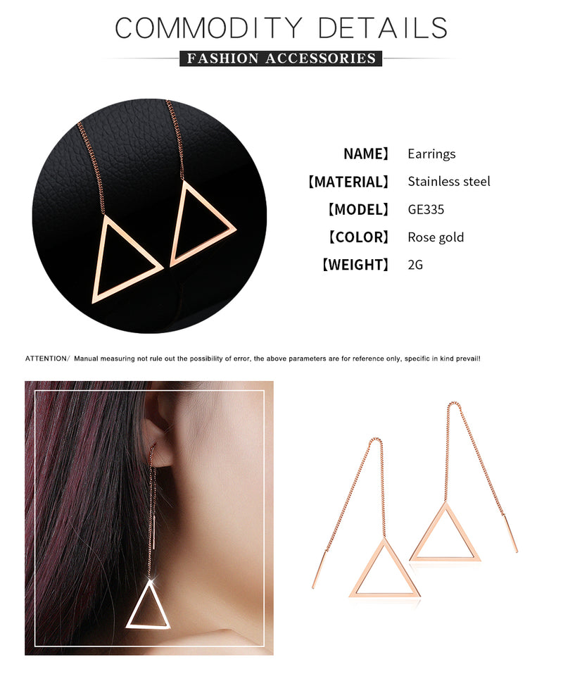 Earrings - ER-GE335