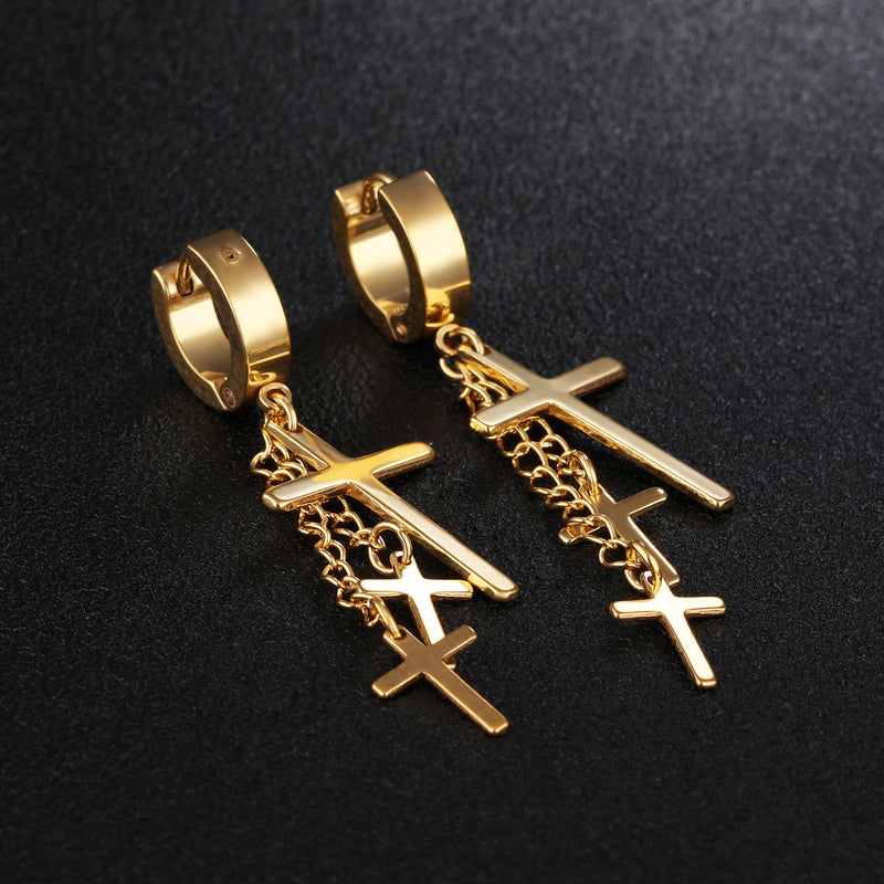 Earrings - ER-GE423