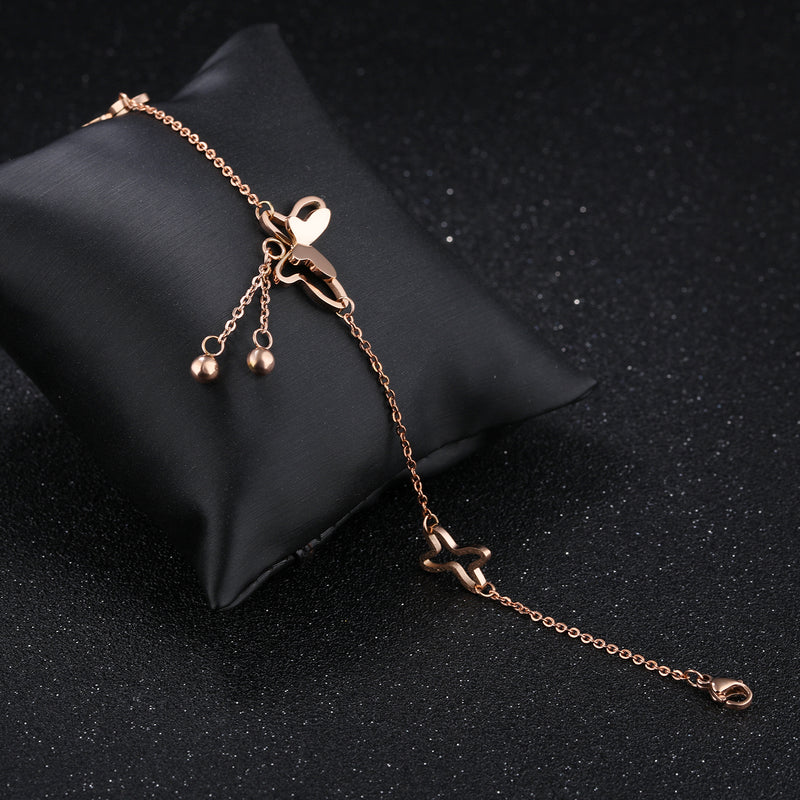 Ankle Bracelet - AB-GZ002,Ladies Ankle Bracelet