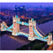 Jigsaw Puzzle, HG-F002, 3D Wooden Jigsaw Puzzle-Tower Bridge