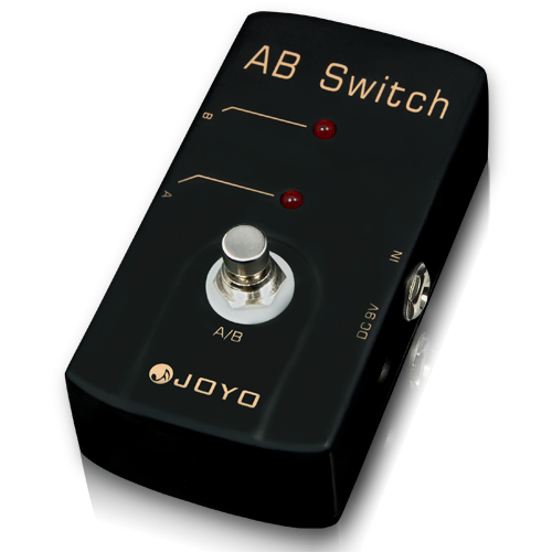 JOYO Guitar Pedal - JF-30, A/B Switch