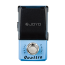 JOYO Guitar Pedal - JF-318,Quattro (Digital delay)