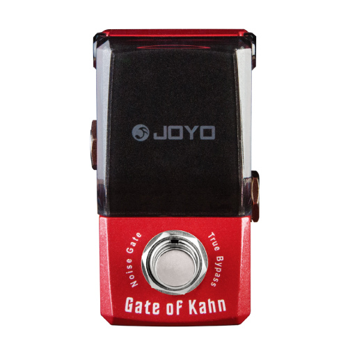 JOYO Guitar Pedal - JF-324,Gate of Kahn (Noise Gate)
