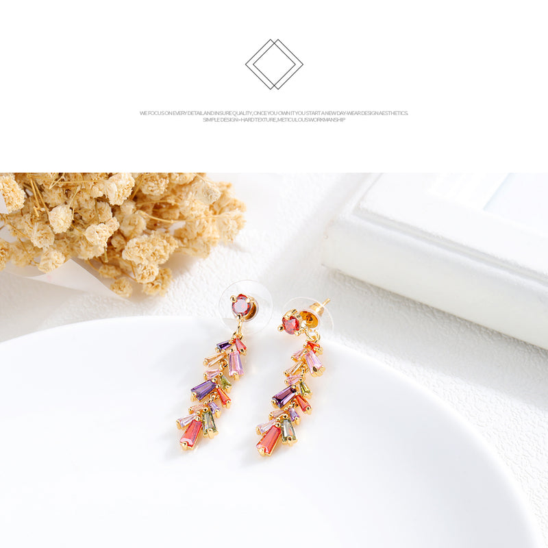 Earrings - ER-KE746
