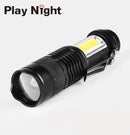 LED Torch - PN-168, Rechargeable LED Torch
