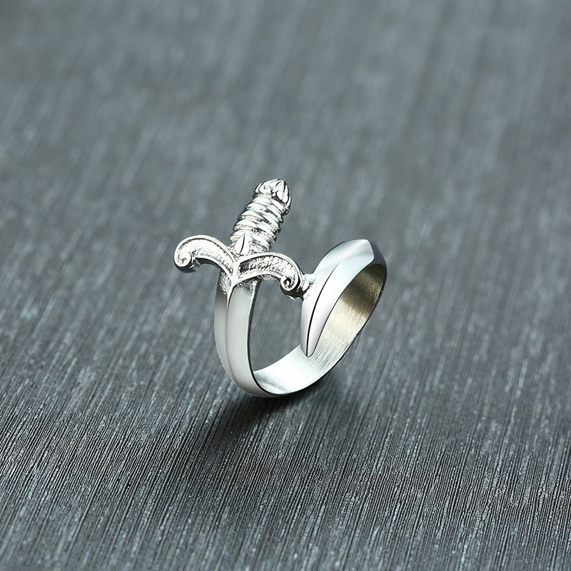 Rings - RG-M-001,Sword Ring