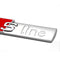 Badges, AD-SLINE-BADGE, High Quality S Line Fender Badges