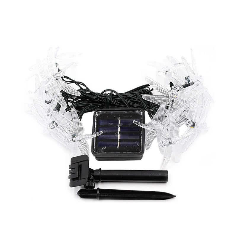 Solar Power LED Strap - SLS-DF, Dragonfly