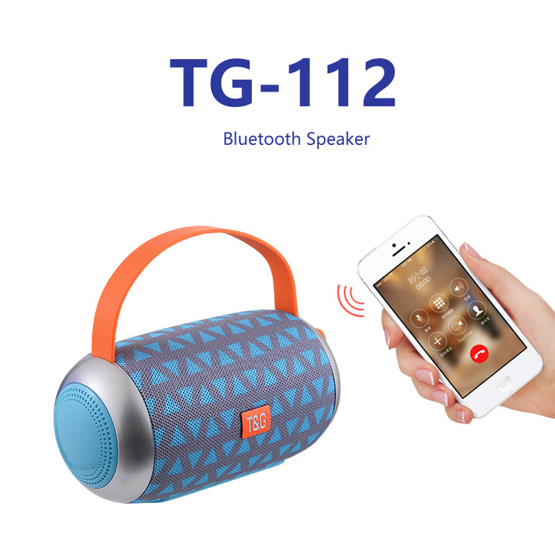 Bluetooth Speaker - TG112,Portable Bluetooth Boom Speaker