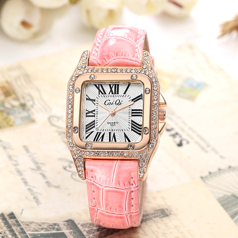Watch - WA-553, Ladies Quartz Wrist watch