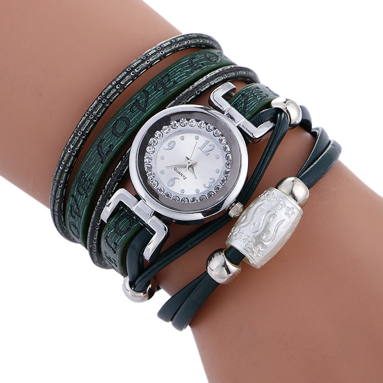 Watch - WA-DY462, Ladies Quartz Wrist watch & Bracelet