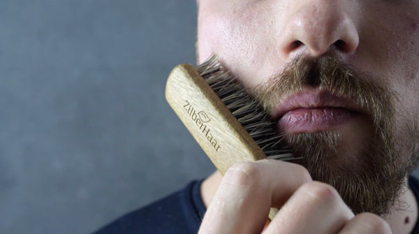 Overcoming the Beard Itch, a simple solution