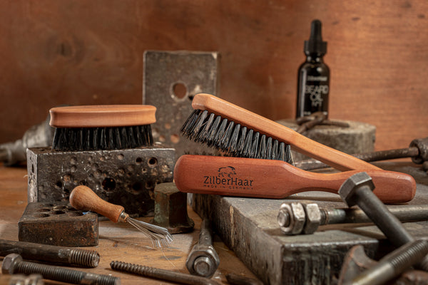 What Beard Brush is Right for You?