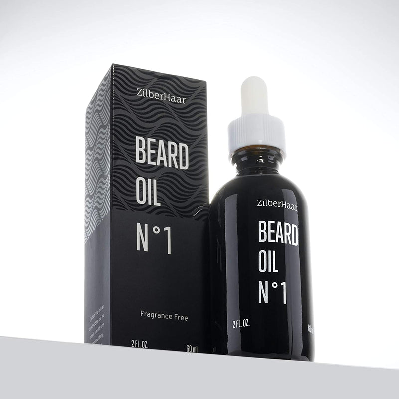 ZilberHaar Beard Oil №1 (60ml)