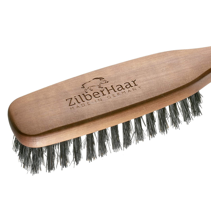 ZilberHaar Long Beard Brush (Stiff)