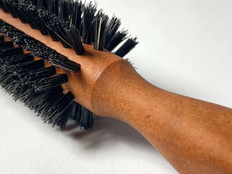 ZilberHaar Styler Round Beard Brush