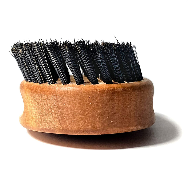 ZilberHaar Slanted Military Beard Brush (Soft)