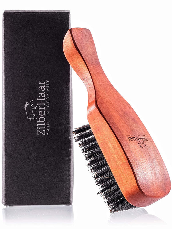 ZilberHaar Major Hairbrush for Men (Soft)