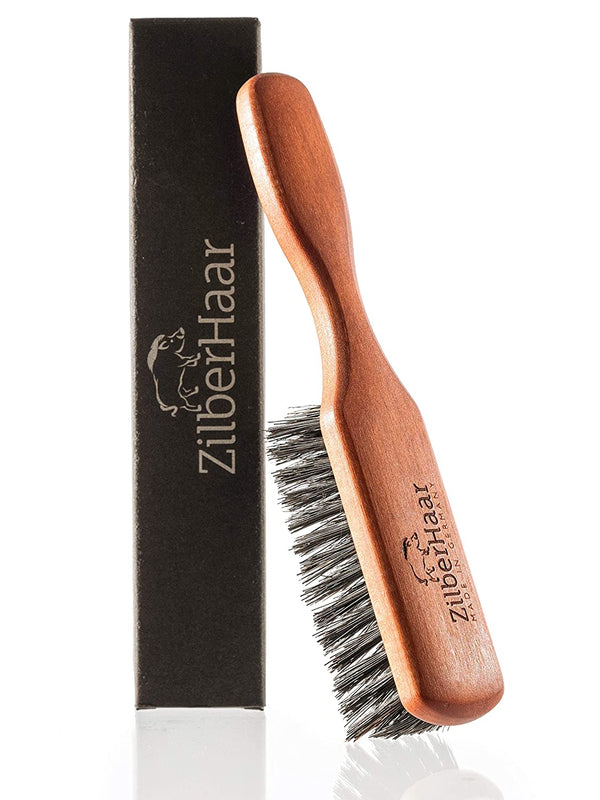 ZilberHaar Regular Beard Brush (Soft)