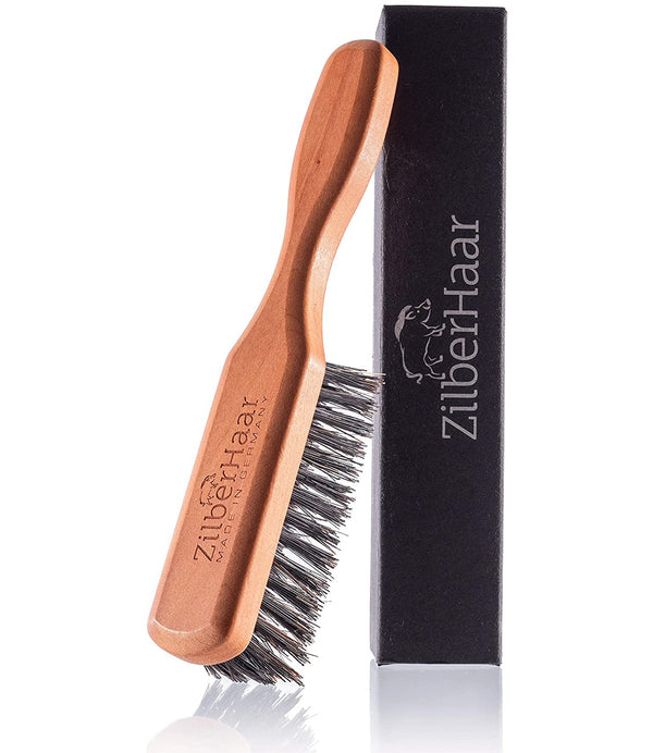 ZilberHaar Regular Beard Brush (Stiff)