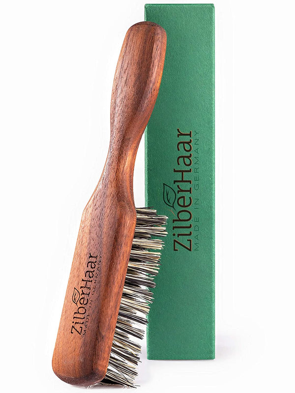 ZilberHaar Regular Beard Brush (Vegan)