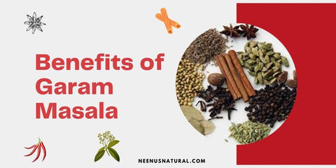 benefits of garam masala