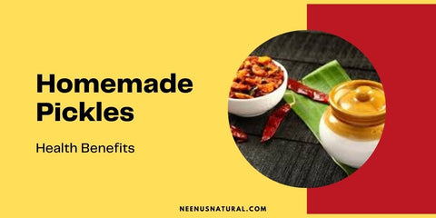 benefits of Indian pickle